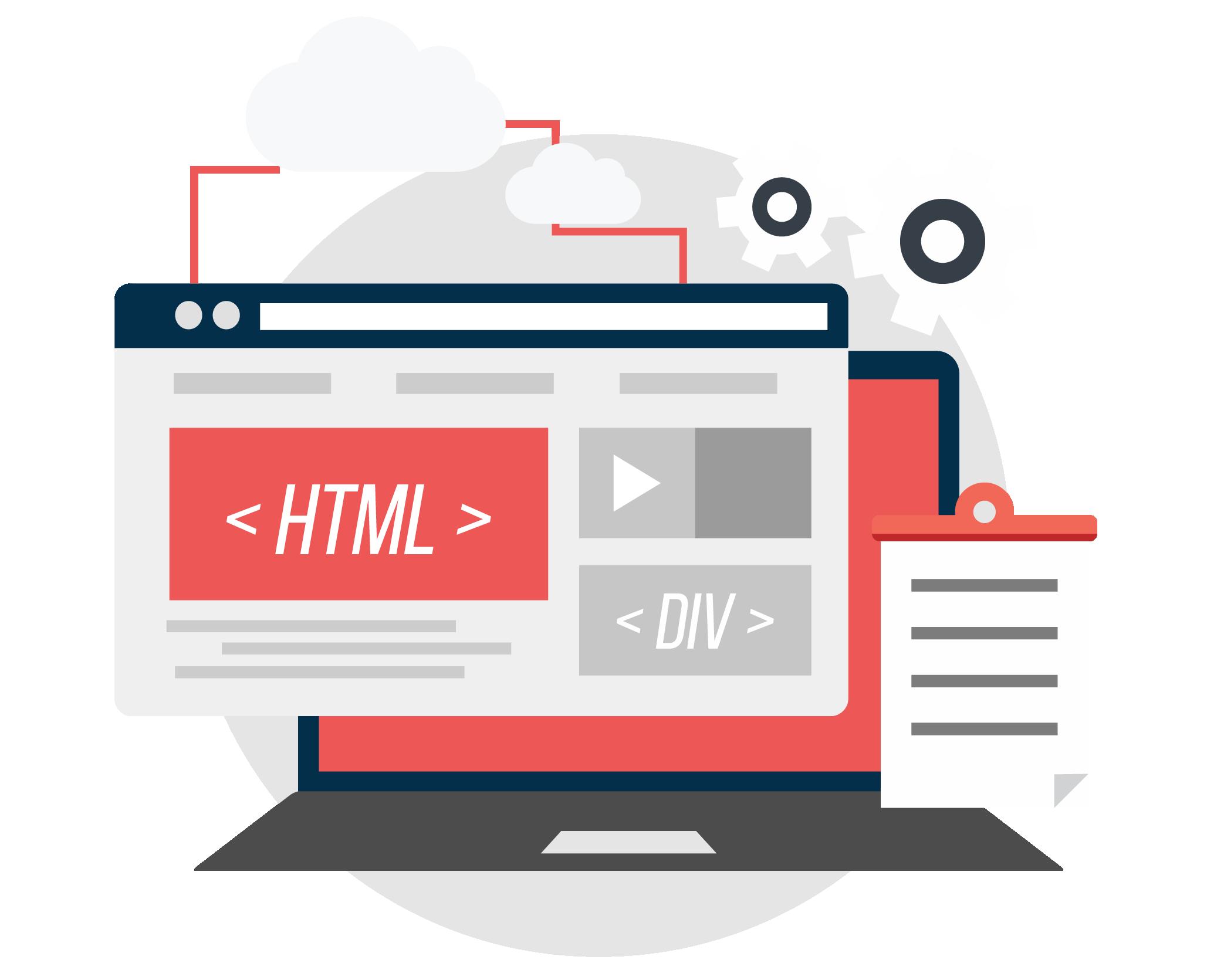 Static HTML Website 01