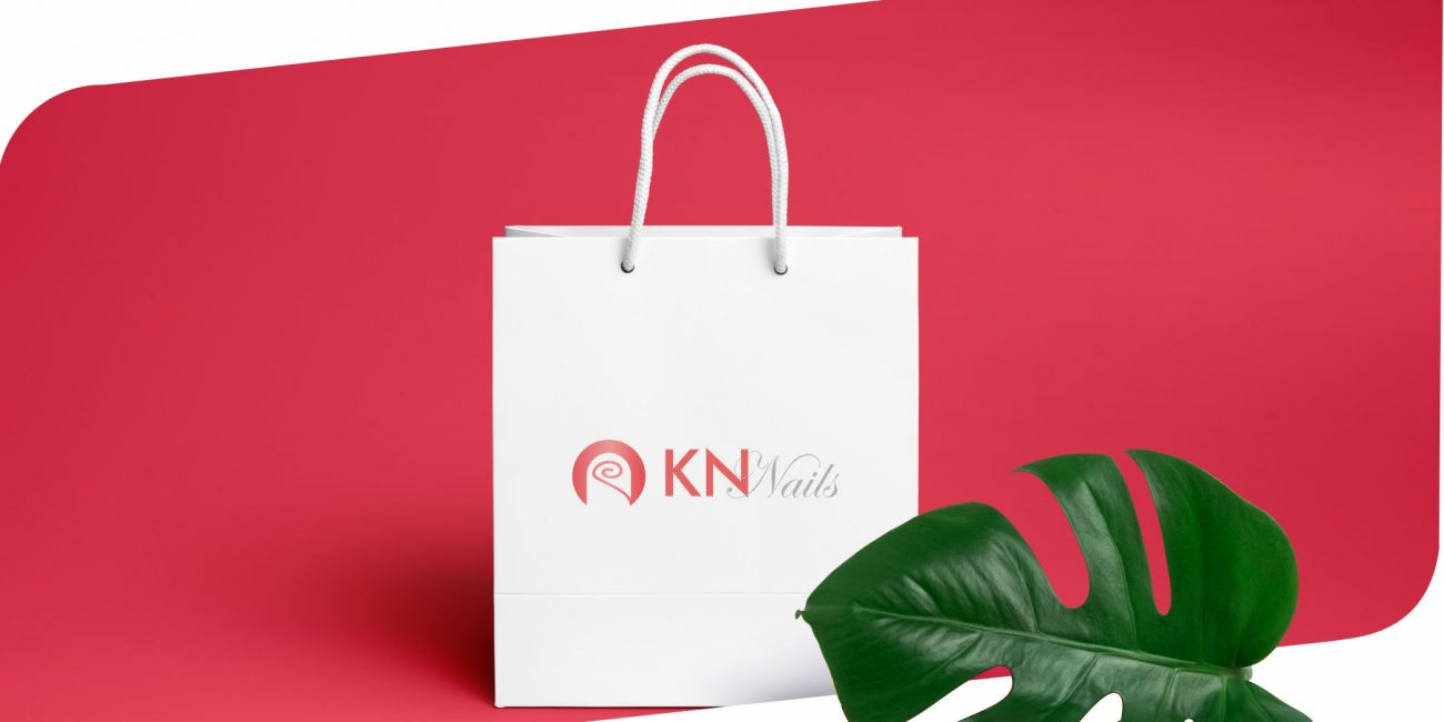 KN Nails Packaging
